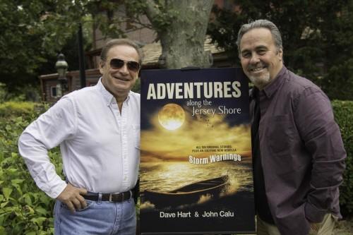 Dave Hart and John Calu
